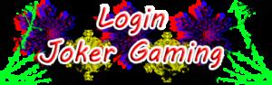 Login Joker Gaming